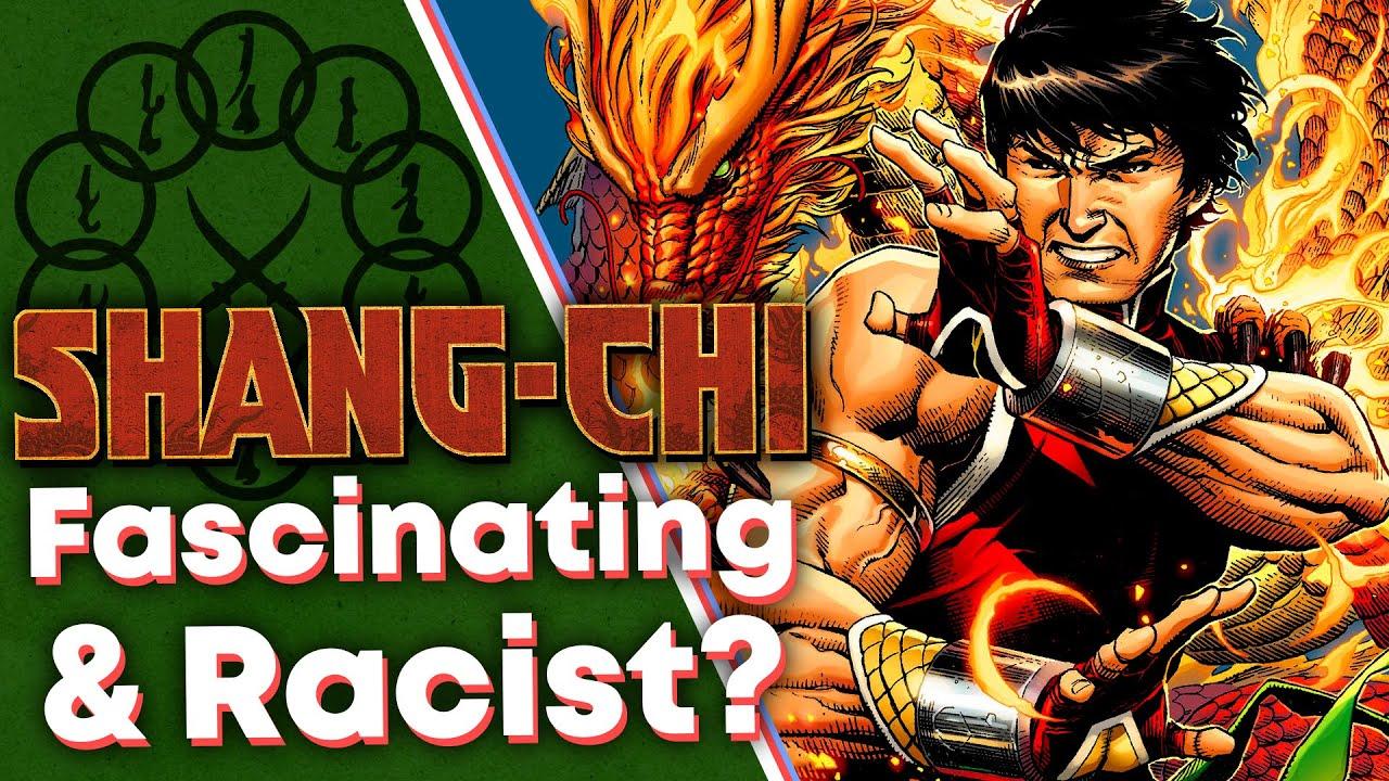The Fascinating Origin of Shang-Chi