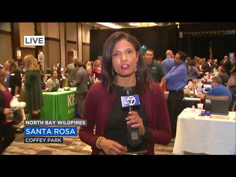 170 Employers Attend 'Rebuild Sonoma' Job Fair Aimed At Helping North Bay Fire Victims