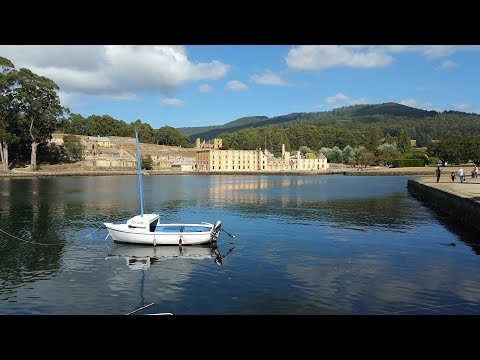 Band of Bikers Tassie Tour - Episode 8 - Port Arthur to Hobart