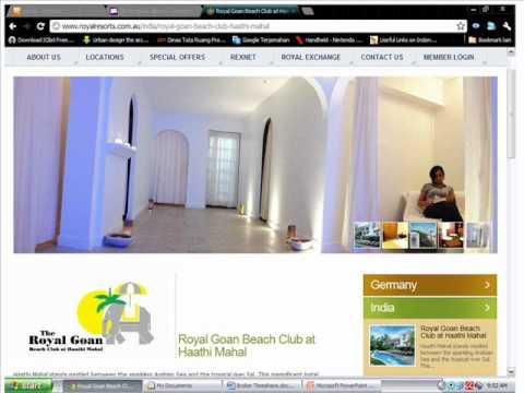 Royal Goan Beach Club At Haathi Mahal 0001