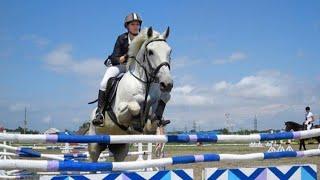 Клип конный спорт (последний экзамен)