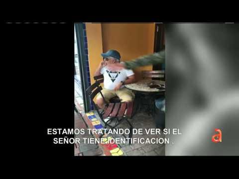 Humorista cubano Antolín el Pichón casi arrestado en la Calle Ocho de Miami