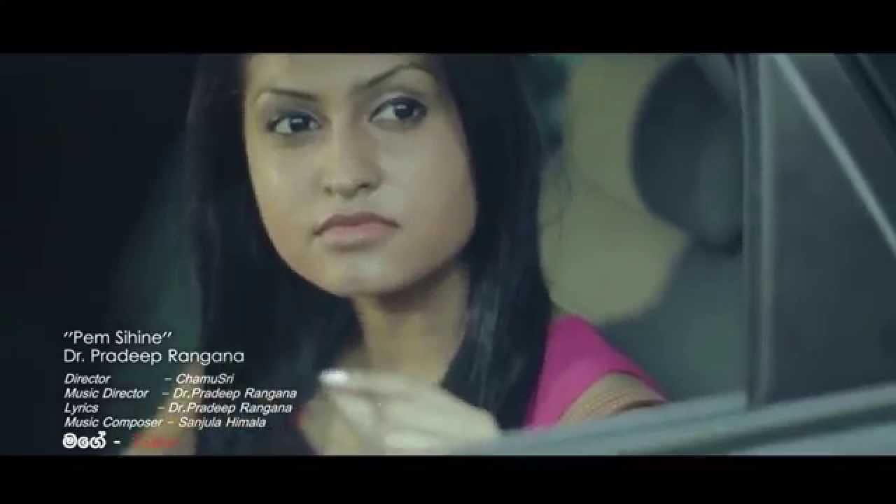 Pradeep Rangana Pem Sihine Singing in Hiru Naththal Party Cover Song