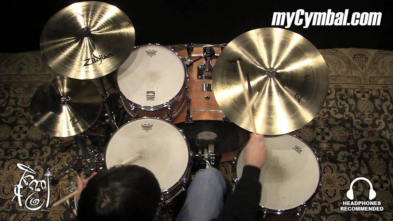 zildjian 20 a rock ride cymbal a0080 1120514o youtube. Black Bedroom Furniture Sets. Home Design Ideas