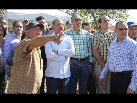Ganaderos de Santiago Rodríguez podrán producir leche el año entero