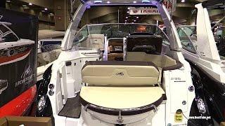 2016 Monterey 295 Sport Yacht - Walkaround - 2016 Montreal Boat Show