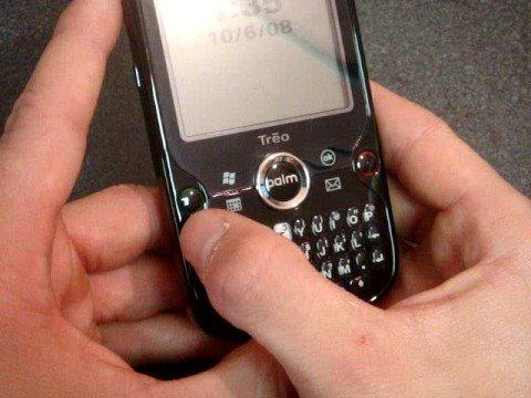 Palm Treo Pro Hardware Tour