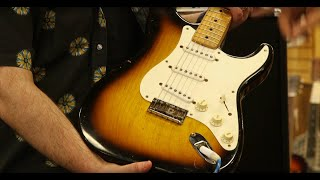 Marty Schwartz and Norman Harris Find These SUPERB Rare Guitars   1955 Fender Stratocaster Hard-Tail
