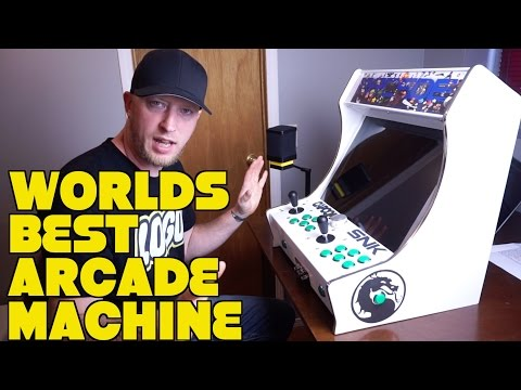 World's BEST Arcade Machine!