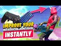 INSTANTLY Improve Your Mechanics & Game Sense Along with 7 EASY Tips (Fortnite Tips & Tricks)