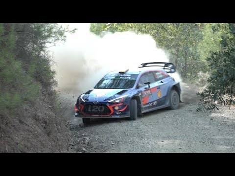 WRC Rally Turkey 2018