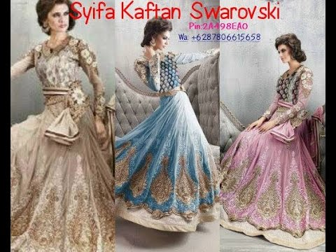 Fashion Baju India Salwar Dan Anarkali 4 By Syifa Baju India Youtube
