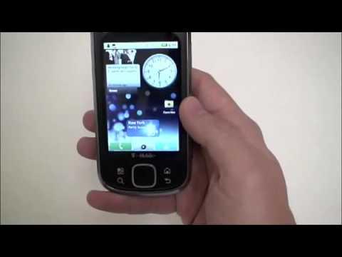 Motorola Cliq XT with MOTOBLUR Quick Look