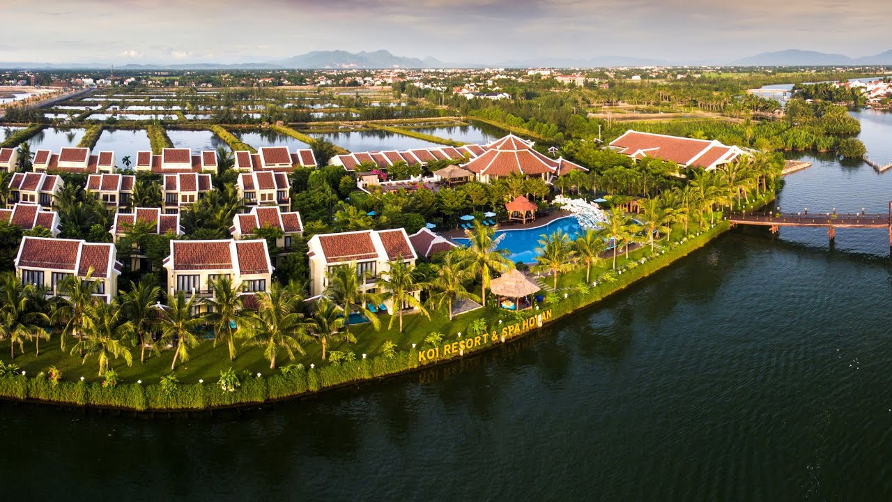 Welcome to KOI Resort & Spa Hội An l Official Video