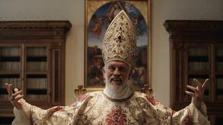 Сериал «Новый Папа» (2019). Джуд Лоу и Джон Малкович