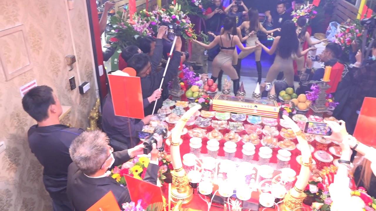 20201109 Shake it baby/4-4,台南中西區府前路普緣堂四面佛祝壽表演。
