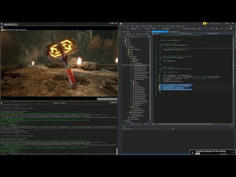 Epic Games releases Unreal Engine 4 22 | CG Channel