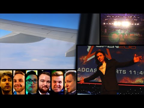 MY SWEDISH ADVENTURE! (DreamHack Stockholm 2015 Vlog Movie)
