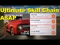 Forza Horizon 3 Ultimate Skill Chains in a Ford