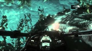 Gears Of War 3 Submarine Level Gameplay HD Part 1