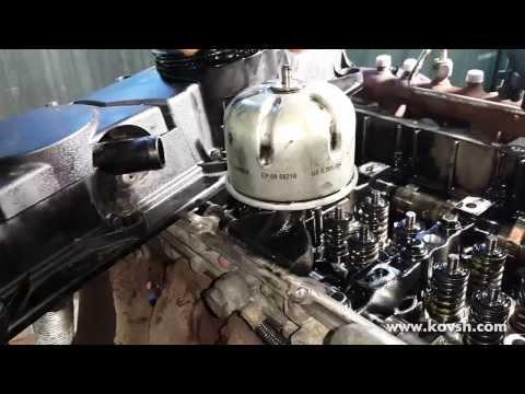Особенности двигателя FORD Transit 2.4 TDCi Denso