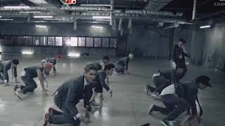 Ma trong MV Growl - EXO ?