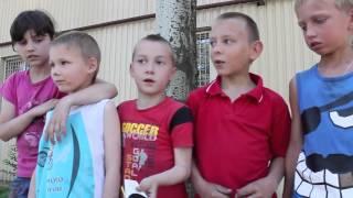 Горловский ГАРНИЗОН. Говорят дети. Самое главное видео  Анатолий Шарий