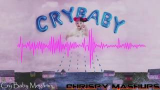 reupload 2k subs special deluxe cry baby album mega mix