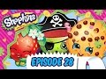 "Shopkins Cartoon - Episode 28 ""X Marks the Shop"""