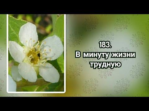 Гимны надежды 183 В минуту жизни трудную (-)