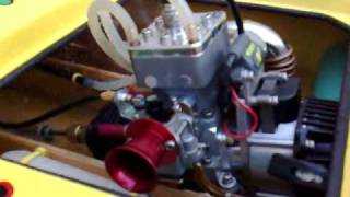 Rc Boats Engines Quickdraw 35 cc