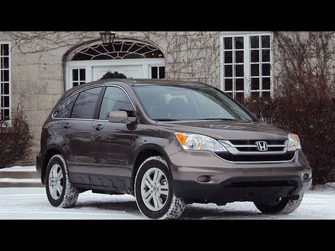 Honda CRV 2011 REVIEW   YouTube