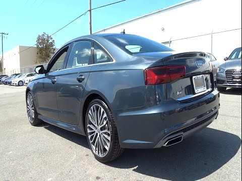 2016 Audi A6 San Francisco Bay Area Peninsula East Bay