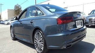 2016 Audi A6 San Francisco, Bay Area, Peninsula, East Bay, South Bay, CA A2038