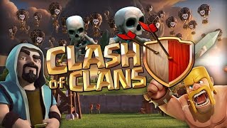 clash of clans   cel mai fail clanwar   episodul 3