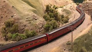 San Diego Model railroad Museum! Southern Pacific edition