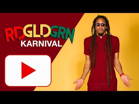 RDGLDGRN (Red Gold Green) - Karnival