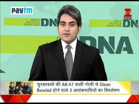 DNA: Know how Indian army killed LeT commander Junaid Mattoo in Kashmir