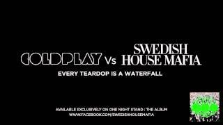 Coldplay Vs Swedish House Mafia - Every Teardrop Is A Waterfall (live)