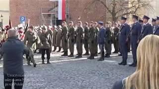 Uroczystości 100-lecia odzyskania Niepodległości przez Polskę w Rzeszowie