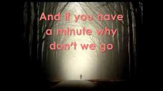 Somewhere Only We Know ~ Lily Allen (Lyrics)