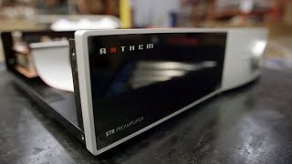 SoundStage! InSight - Anthem STR Preamplifier and Power Amplifier (December 2017)