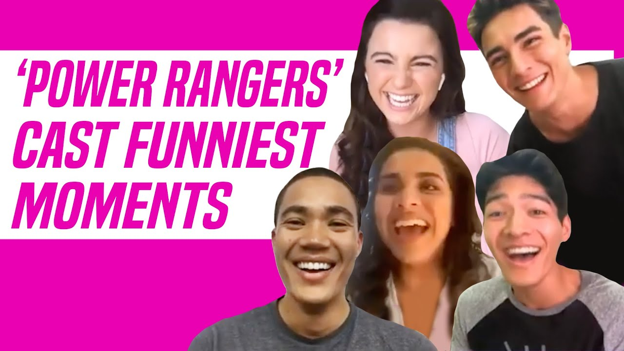 Power Rangers Dino Fury Cast Talks Funniest Moments on Set