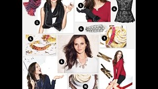 Fashion Haul: Great Accessories for the Holidays from CAbi Thumbnail