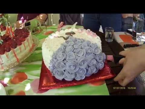 "торт ""Силуэт Девушки"""