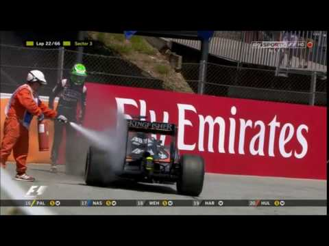 Funny F1 Fire Marshal