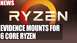 evidence mounts for amd 6 core ryzen   intel unconcerned because of cannonlake
