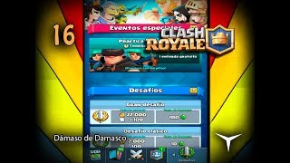 16.Nuevo evento (Clash Royale) // Gameplay