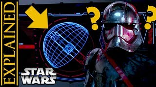 Why Phasma Lowered the Shields on Starkiller Base