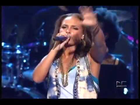 Alejandro Sanz ft Alicia Keys Looking For Paradise (10th Latin Grammy 2009) HD